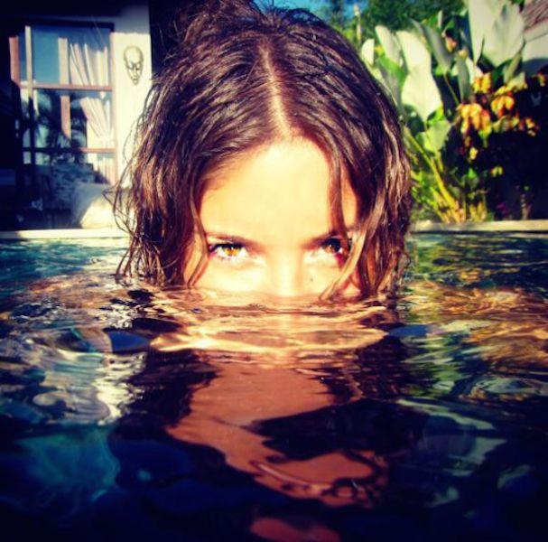 Девушки, которые любят воду (30 фото)