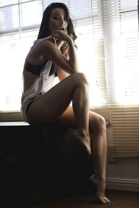 Любителям женских ног посвящается… (58 фото)