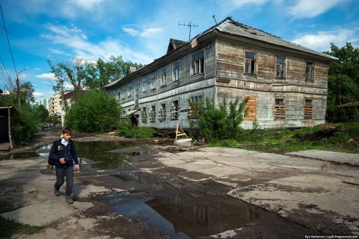 Где живет архангельский мэр Виктор Павленко (24 фото)