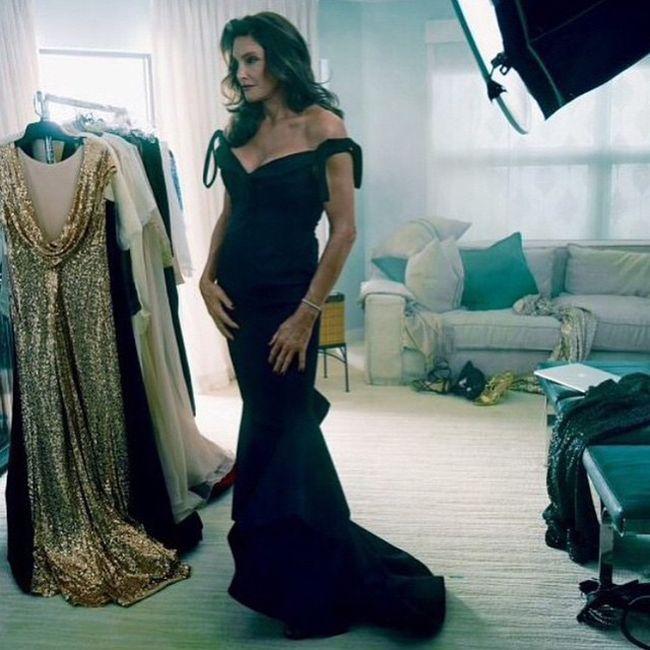 Как журналу Vanity Fair удалось до последнего сохранить в тайне новый облик Брюса Дженнера, сменившего пол (4 фото)