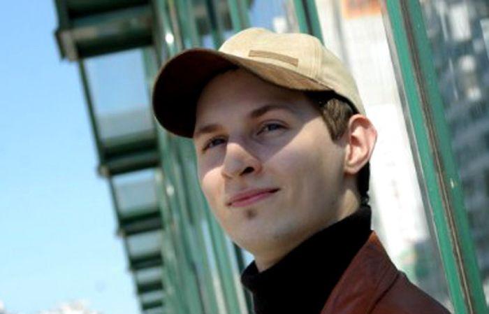 В Сан-Франциско хулиганы напали на Павла Дурова (2 фото)