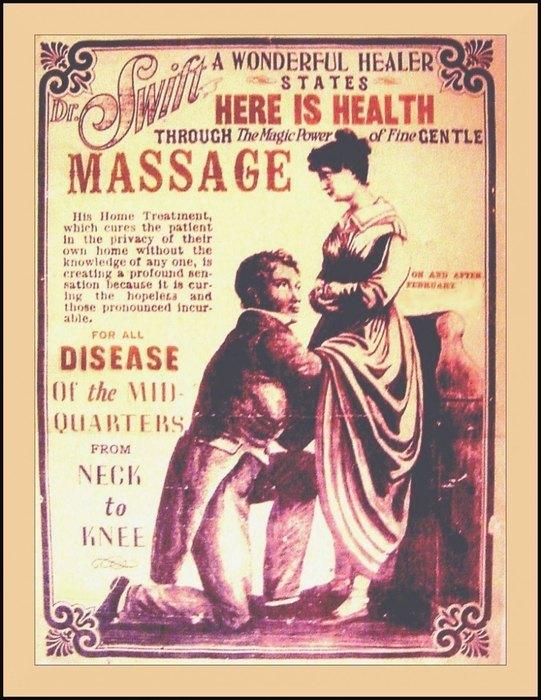 Лекарство от «женской истерии», превратившееся в современную секс-игрушку (15 фото)