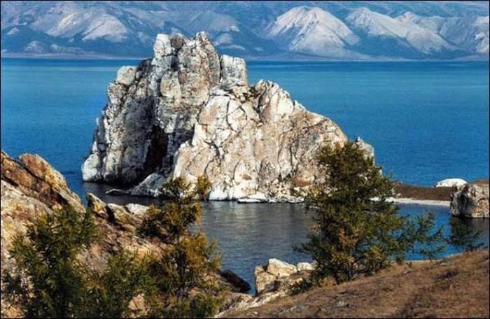Самые красивые места на территории России (41 фото)
