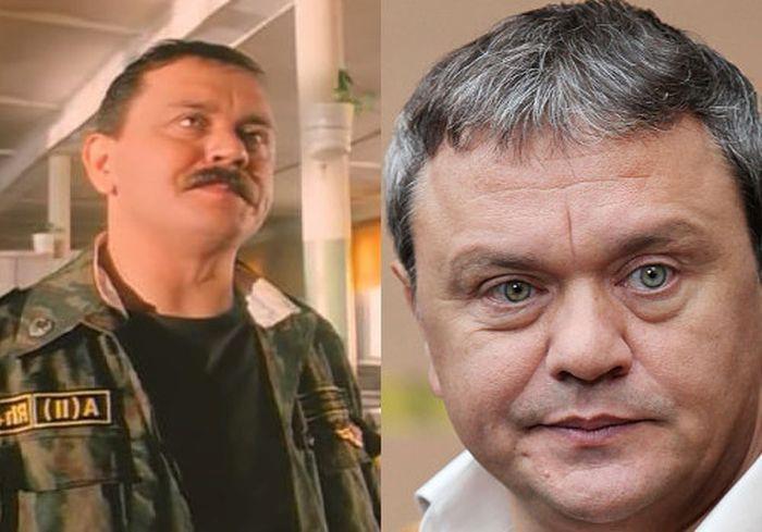 Актёры комедии «ДМБ» спустя 15 лет (17 фото)