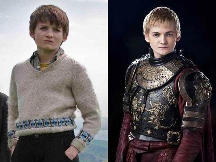 Звезды сериала «Игра престолов» в детстве и юности (12 фото)