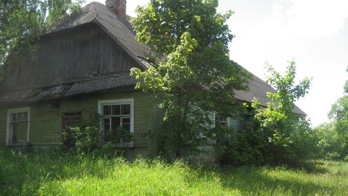 Удивительное преображение заброшенного деревенского здания (91 фото)