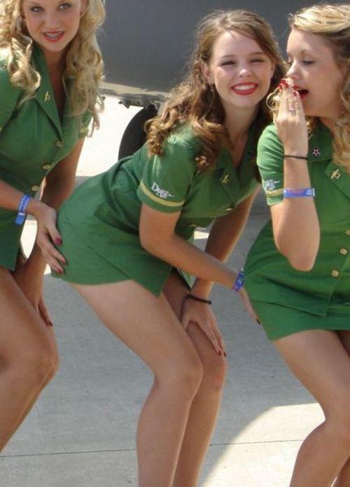 Забавные девушки. Часть 44 (51 фото)