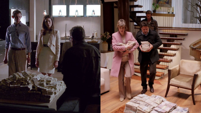 Покадровое сравнение сериала «Во все тяжкие» с испанским ремейком (65 фото)