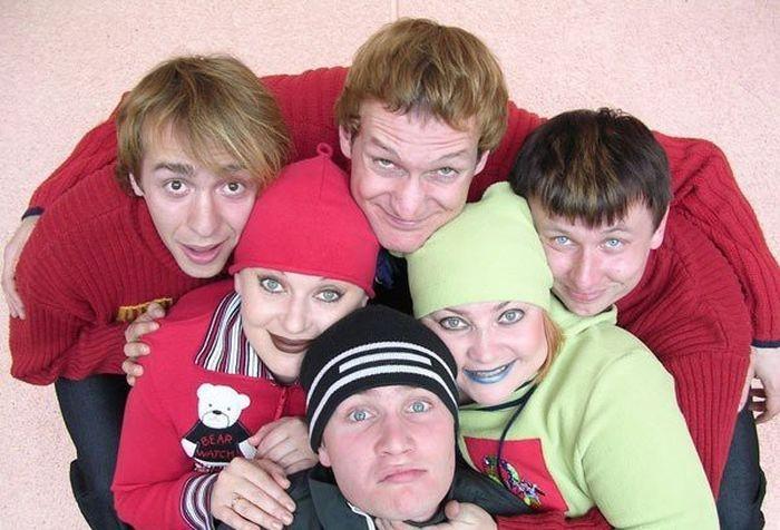 Фото молодых КВНщиков (19 фото)