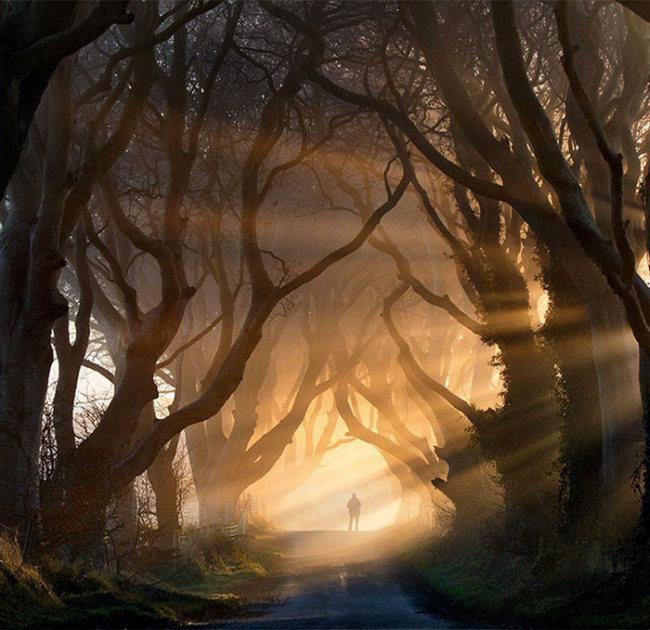 Реально существующие места из сериала «Игра престолов» (28 фото)