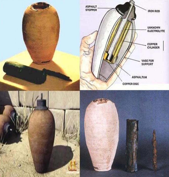 6 таинственных археологических находок (10 фото)