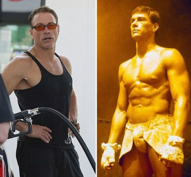 Актёры игравшие героев боевиков в 90-е: тогда и сейчас