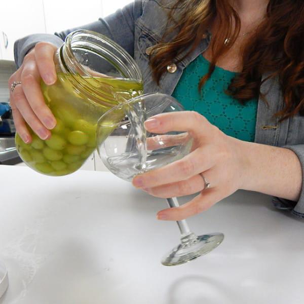 """""""Пьяный виноград"""" - отличное угощение для пятничного отдыха (13 фото)"""