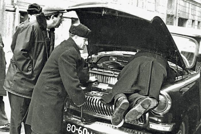 Автомобили Юрия Никулина (14 фото)