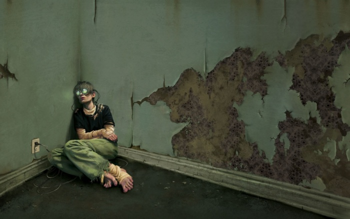 Потрясающее цифровое искусство (40 фото)