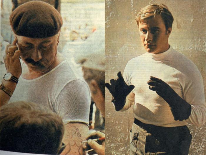 Как проходили съемки «Бриллиантовой руки» (17 фото)