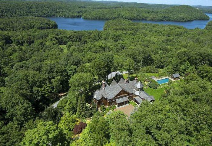 Роскошный особняк Брюса Уиллиса стоимостью 9 миллионов долларов (19 фото)