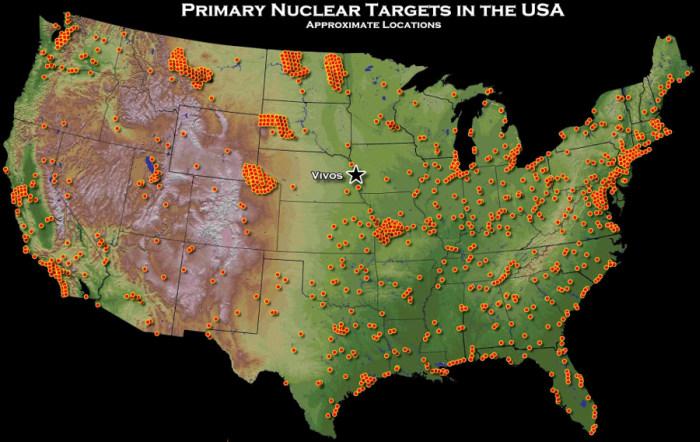В США вновь массово возводят убежища на случай ядерной войны (22 фото)