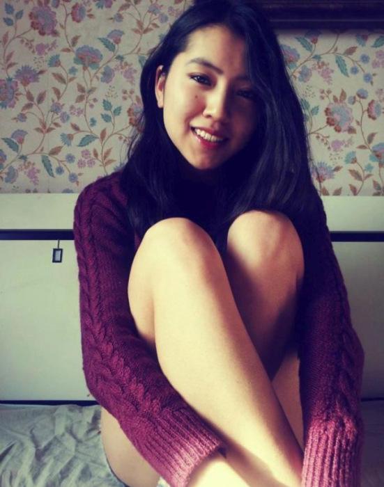 Казахстанские девушки фото из соц сетей