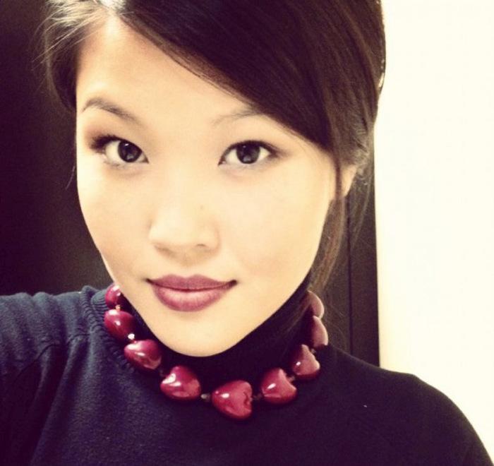 Милые монгольские девушки из соцсетей (69 фото)