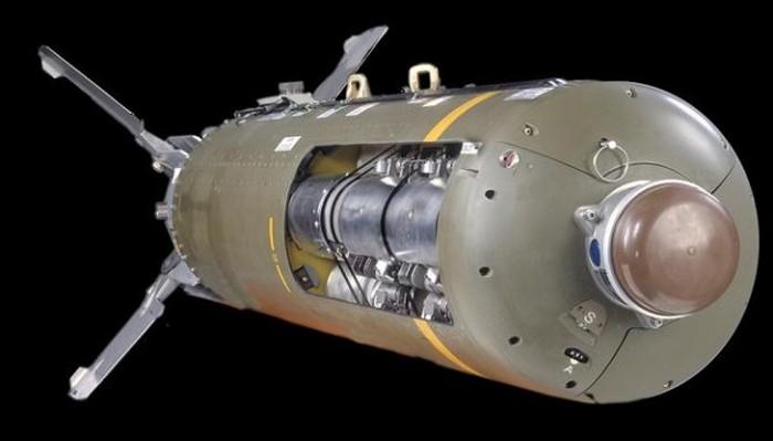 Sistemul american CBU-casetă 105 Senzor Fuzed arma cu submuniții localizare