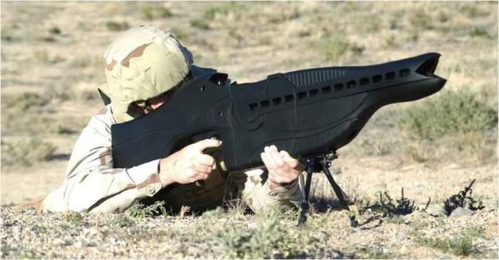 Запрещенные виды оружия (39 фото)
