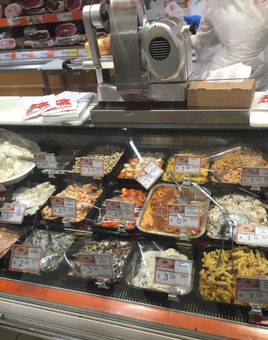 Цены на продукты питания в итальянских магазинах (42 фото)