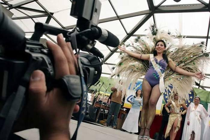 Самые необычные конкурсы красоты в мире (26 фото)
