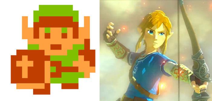 Эволюция компьютерных и видеоигр (13 фото)