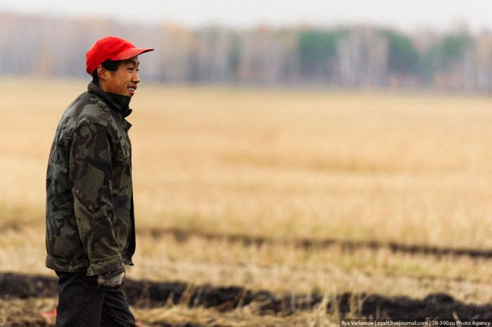 Паника по поводу «захвата» российской территории Китаем (5 фото)