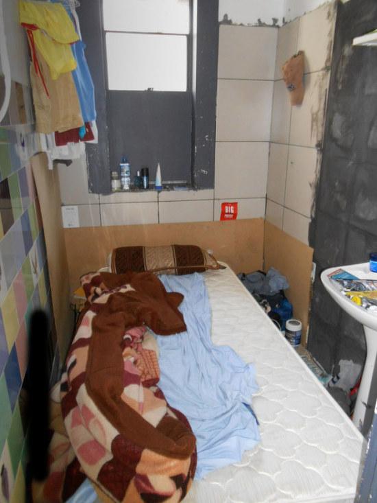 «Шикарные апартаменты» в Сиднее за 150 долларов в неделю (6 фото)