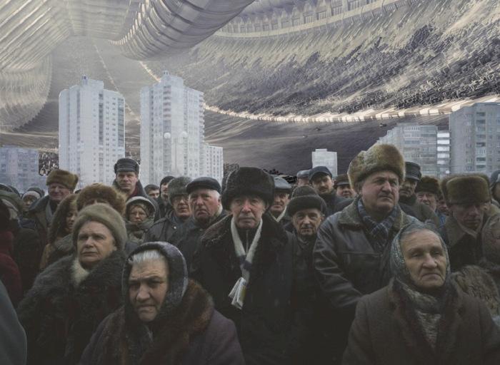 Что было, если бы Москва находилась где-нибудь за рубежом (26 фото)