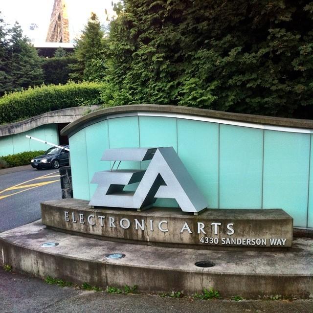 Завидные условия работы сотрудников компании Electronics Arts (44 фото)