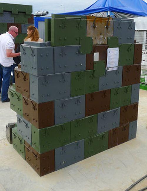 Для чего нужны эти армейские кубики? (3 фото)
