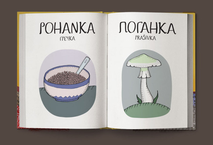 Забавные слова из чешско-русского словаря (18 картинок)
