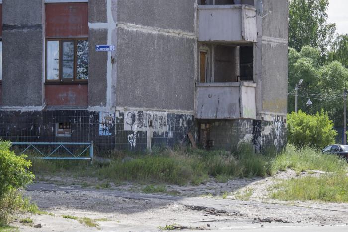 Условия жизни за МКАДом (39 фото)