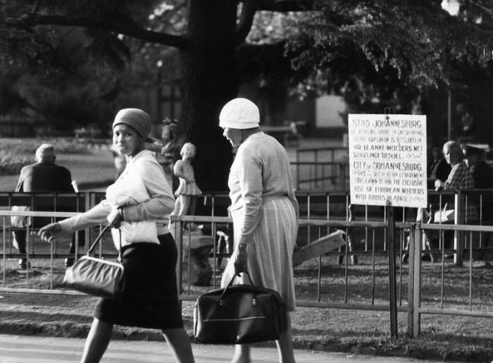 ЮАР в годы апартеида (12 фото)