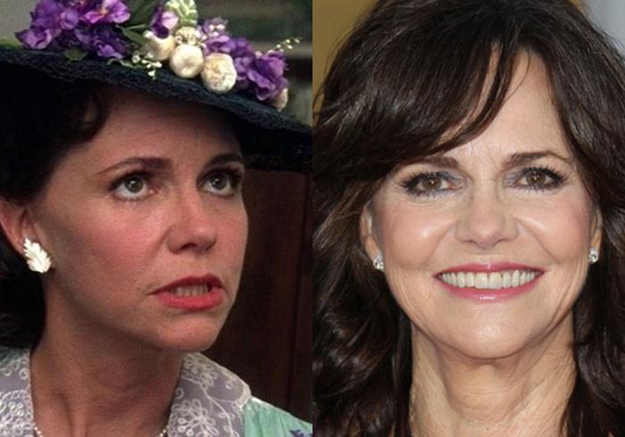 Актёры из «Форреста Гампа»: тогда и сейчас (8 фото)