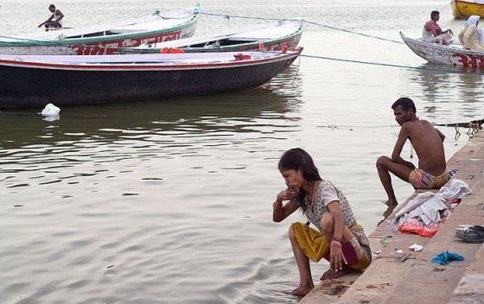 Настоящая Индия в пугающих фото (40 фото)