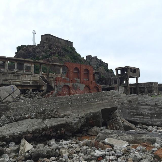 Заброшенные города на фото в соцсетях (30 фото)