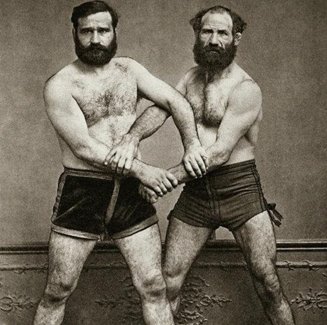 Чем отличаются современные мужчины от мужчин, живших 100 лет назад (6 фото + текст)
