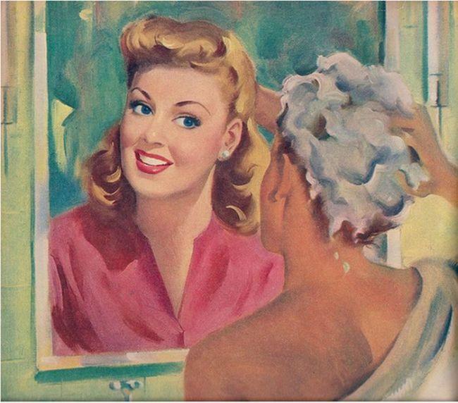 То чего вы не знали о шампуне (10 фото)