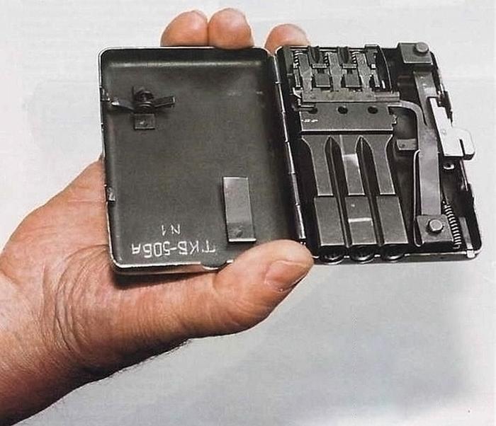 Реально существующее шпионское оружие (10 фото)