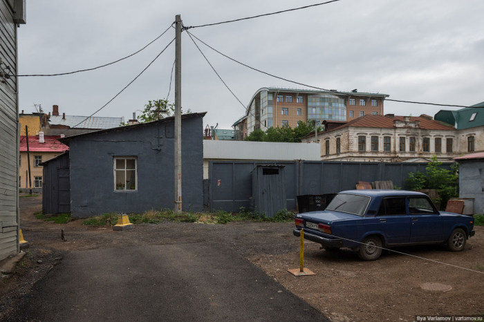 Новые цвета на улицах Уфы (41 фото)