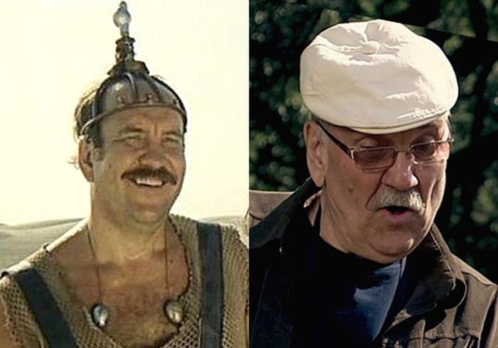 Актеры комедии «Кин-дза-дза!» 29 лет спустя (12 фото)