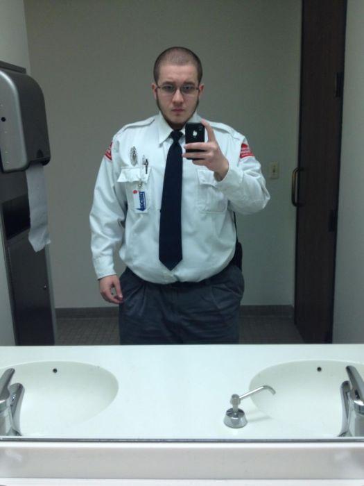 Из обычного толстяка в морского пехотинца (18 фото)