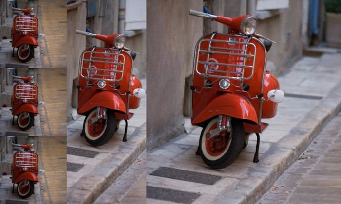 6-дневная поездка в Париж и Мадрид закончилась 12 миллионами фотографий (10 фото)