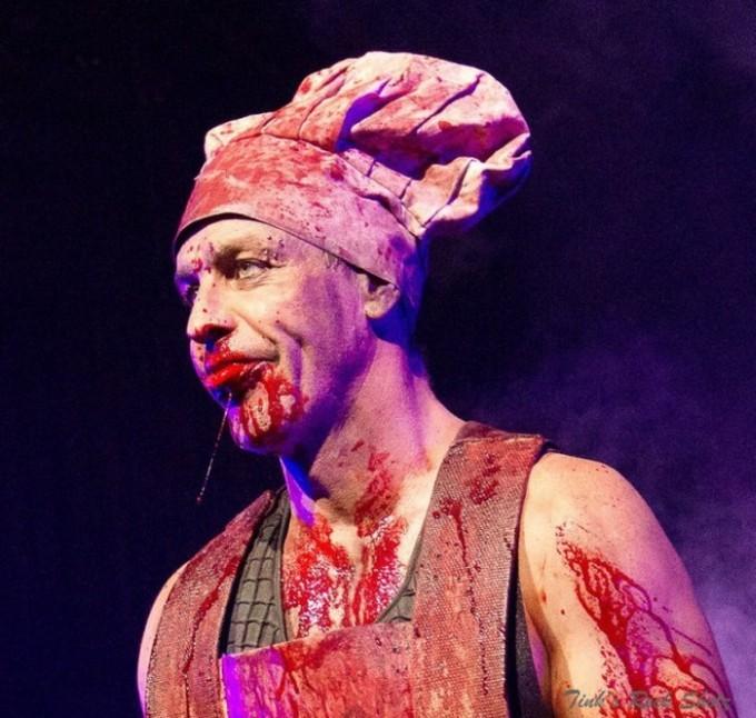 Малоизвестные факты о группе Rammstein (21 фото)