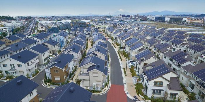 Фуджисава - самый экологичный город в мире (10 фото)
