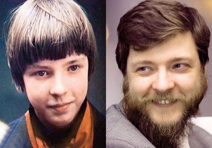 Герои фильма «Гостья из будущего» спустя 31 год (21 фото)